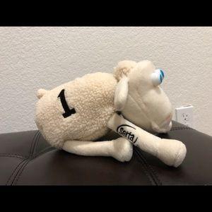 Serta Counting Sheep Plush Toy #1